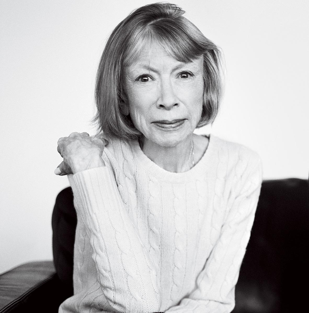 Joan Didion speaker