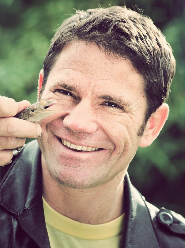 Steve Backshall explorer
