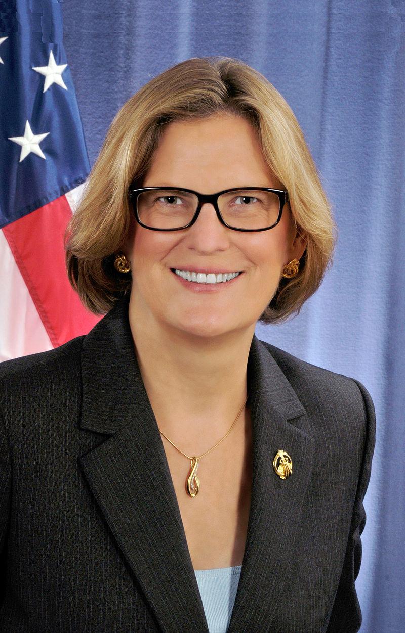 Dr. Kathy Sullivan Speaker
